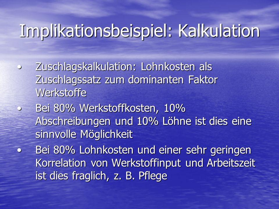 Zertifizierung Prüfung:Prüfung: –Prüfung des Qualitätsmanagementsystems einer ganzen Organisation Beispiel:Beispiel: –www.iso.ch Inhalt:Inhalt: –Nur Ja-Nein-Entscheidung, z.