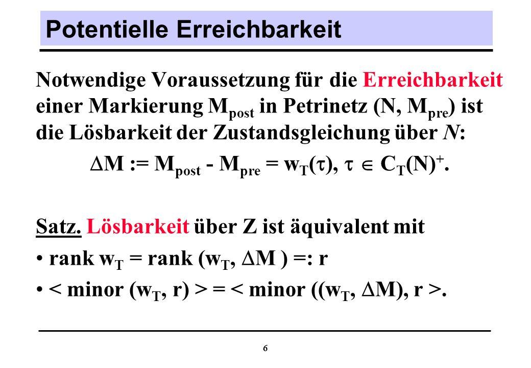 17 Berechnung von ker w T,A 1.