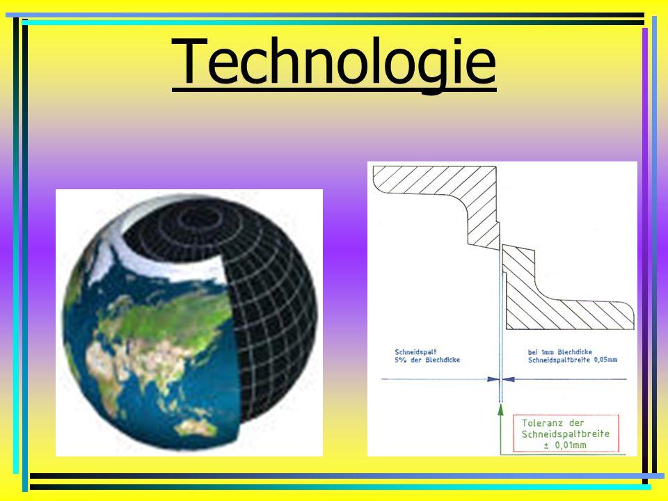 Abstand C zwischen Unterkante Schneidstempel und Oberkante Schneidplatte kleiner als 4 mm, wenn z.B. ohne Abstreifer gearbeitet wird wie manchmal bei