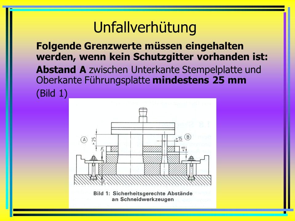 Welche Werte ergeben sich für : - Schneidkraft: F = 25,75981 Kn - Pressenkraft: F = 41,36KN - Flächenpressenkraft: p = 17,027 N/mm²