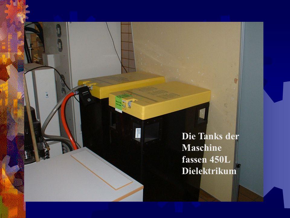 Bildschirm Funktionstasten Mausfeld Dies ist das Bedienfeld der Maschine, hier kann man die Maschine steuern und Programme für die Fertigung eingeben.