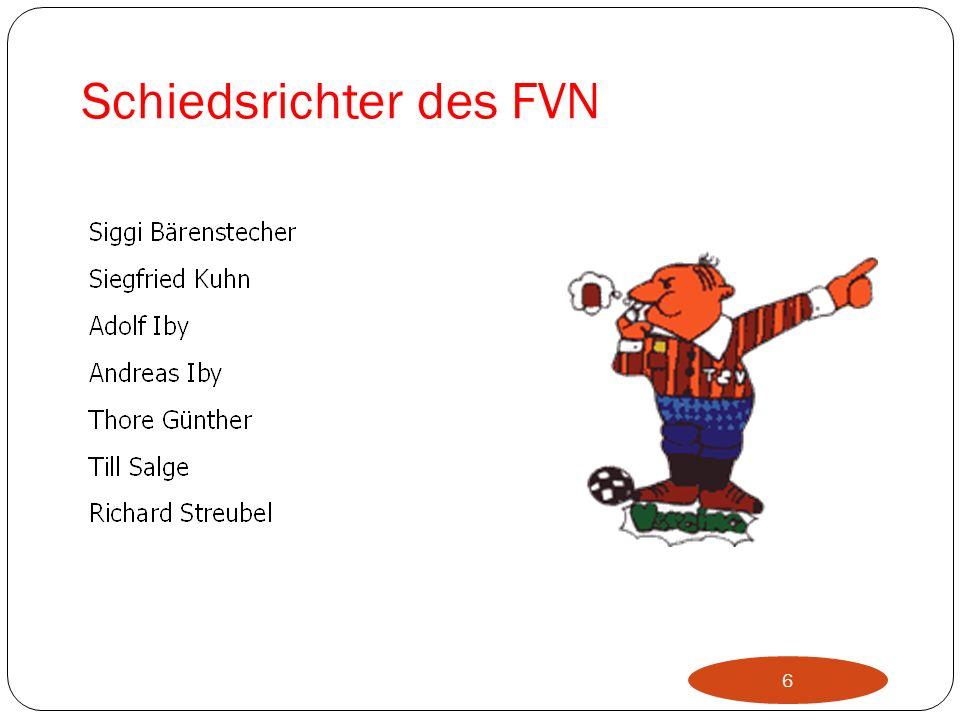Schiedsrichter des FVN 6