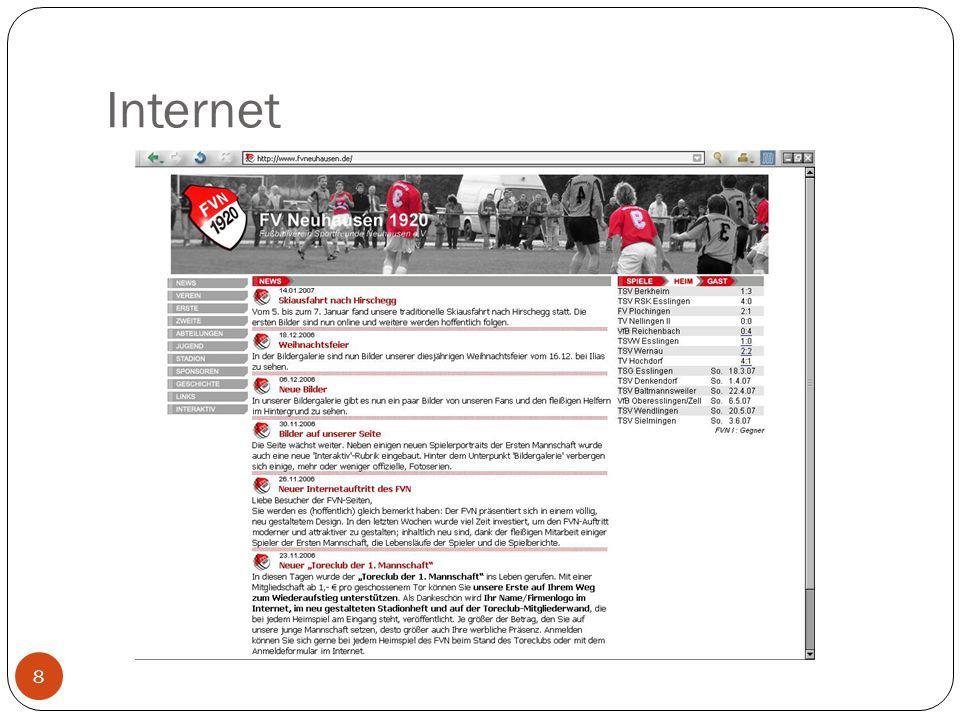Internet 8