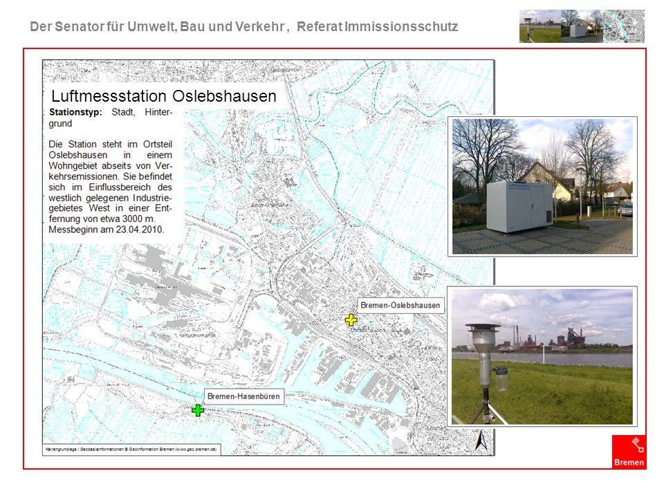 Luftmessstation Oslebshausen