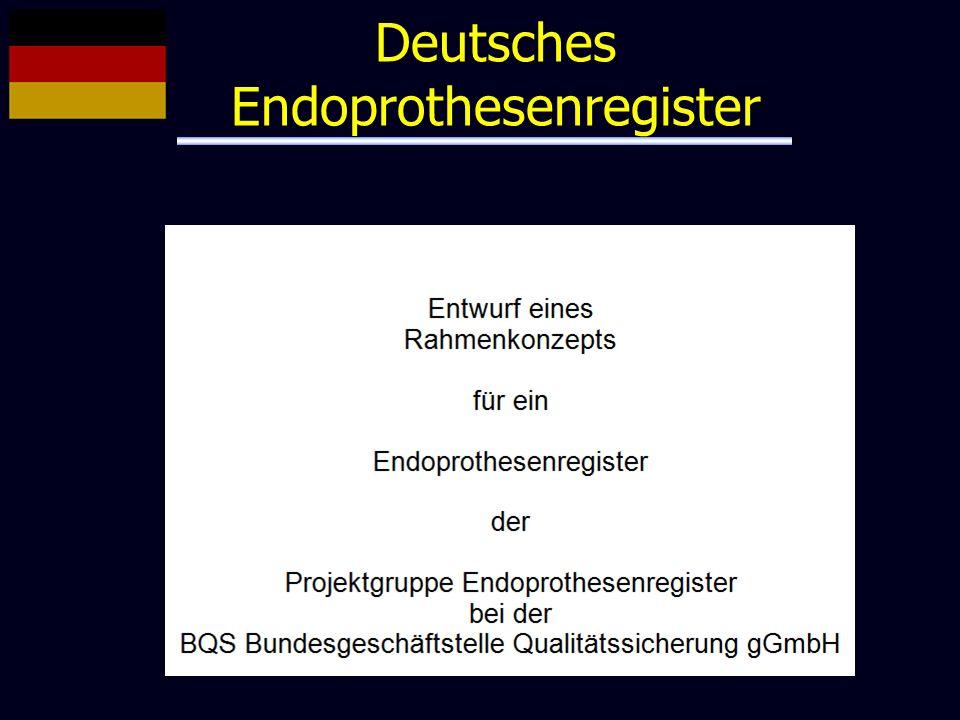 Deutsches Endoprothesenregister