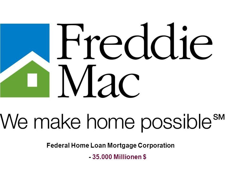 Federal Home Loan Mortgage Corporation - 35.000 Millionen $