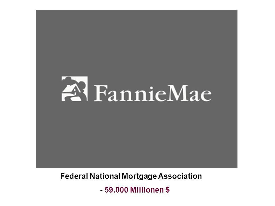 Federal National Mortgage Association - 59.000 Millionen $