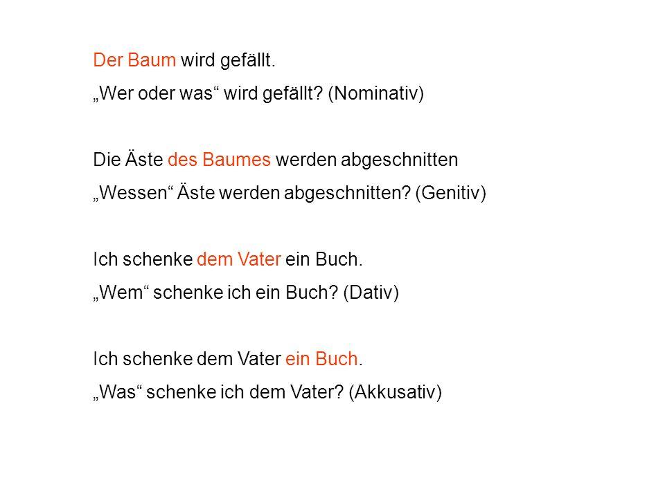WORTARTEN Lateinische Bezeichnung Deutsche Bezeichnung Beispiele Artikel 1.