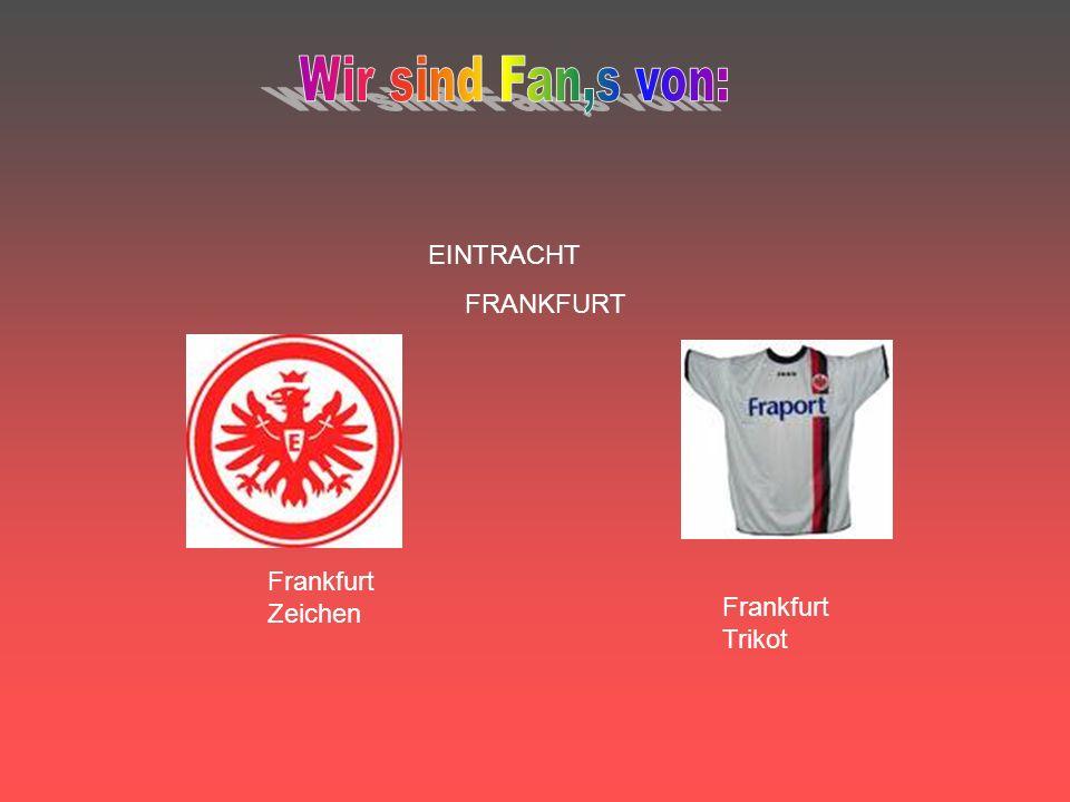 EINTRACHT FRANKFURT Frankfurt Zeichen Frankfurt Trikot