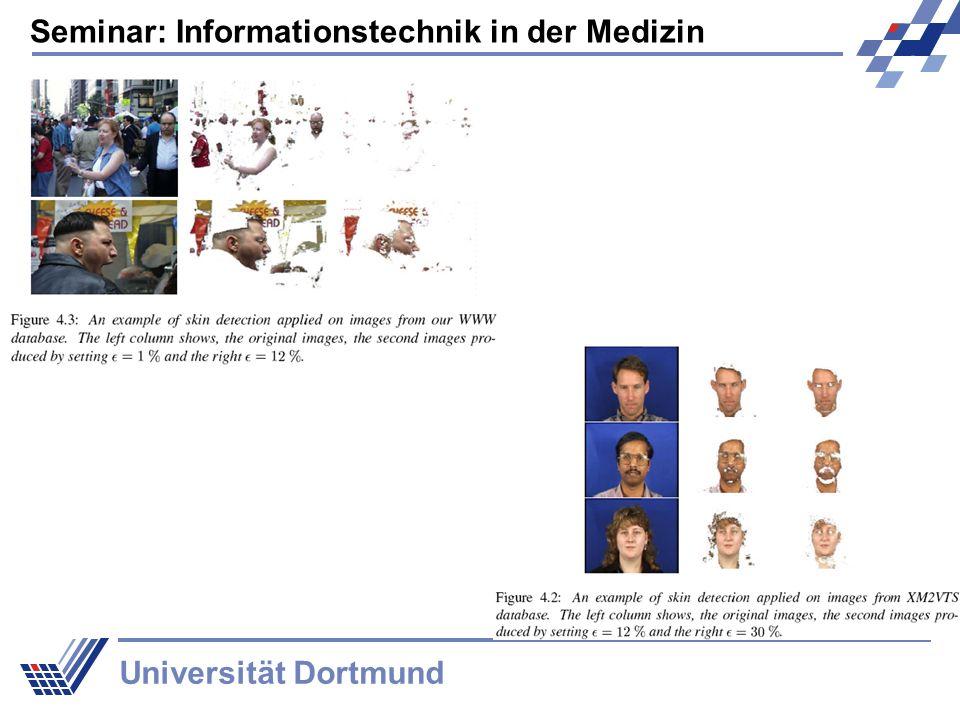 Seminar: Informationstechnik in der Medizin Universität Dortmund