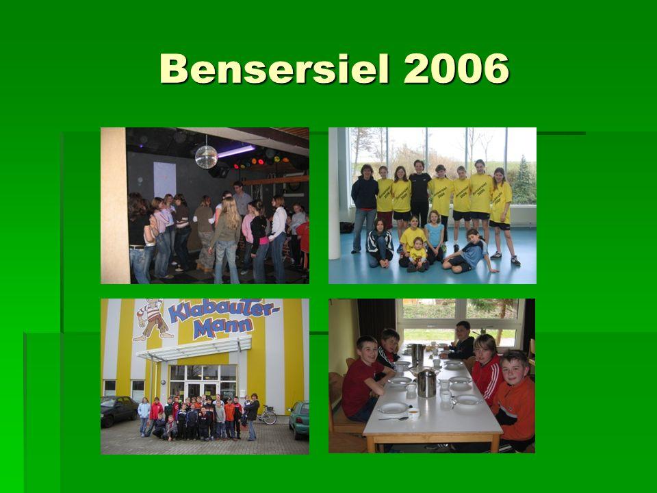 Weihnachten 2006 Alle anderen Mannschaften feiern eigenständig (Eislaufen, Weihnachtsmarkt oder ähnliches)
