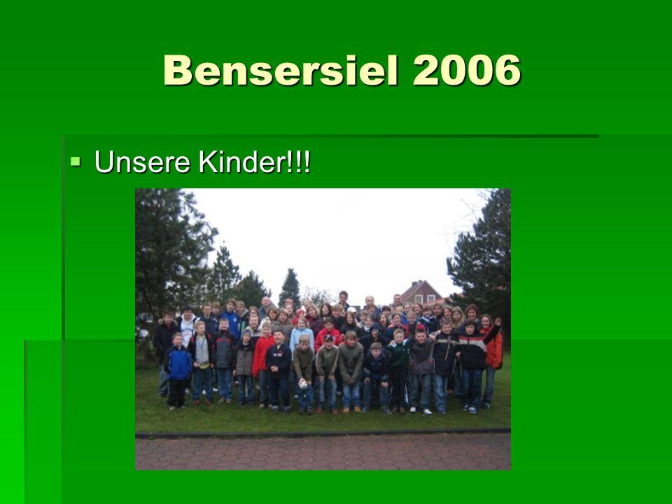 Sonstiges 2006 Bohmte Bohmte Super Wetter, super Kids, super Spiele Hesselteich Hesselteich Eine Trainerische Herausforderung der besonderen Art..