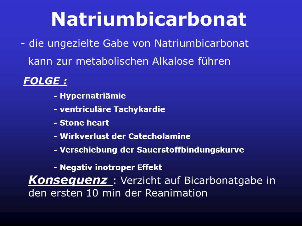 Amiodaron - Klasse III Empfehlung -Antiarrhythmikum - Therapierefraktäres Kammerflimmern - 300 mg i.v. - Überlebensvorteil ?