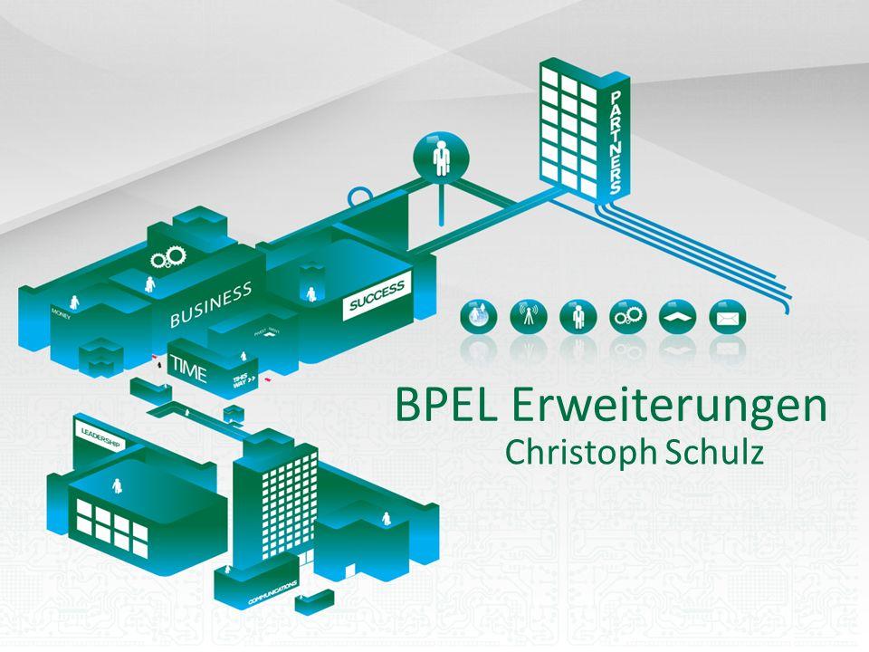 II4BPEL BPEL Erweiterungen - Christoph Schulz