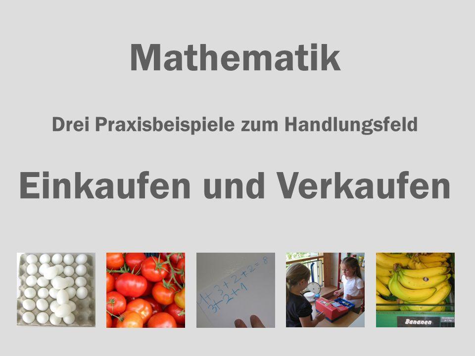Mathematikunterricht geht wo immer möglich von realen Situationen aus dem Schulleben, der Umwelt und dem Alltag aus.