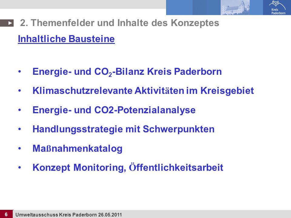 7 Umweltausschuss Kreis Paderborn 26.05.2011 7 3.