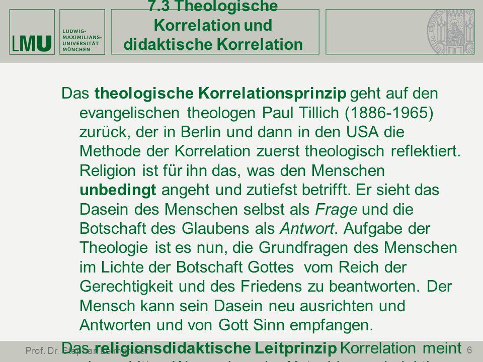 Gemeinsame Synode der Bistümer in der BRD 1971-75 7 Prof.