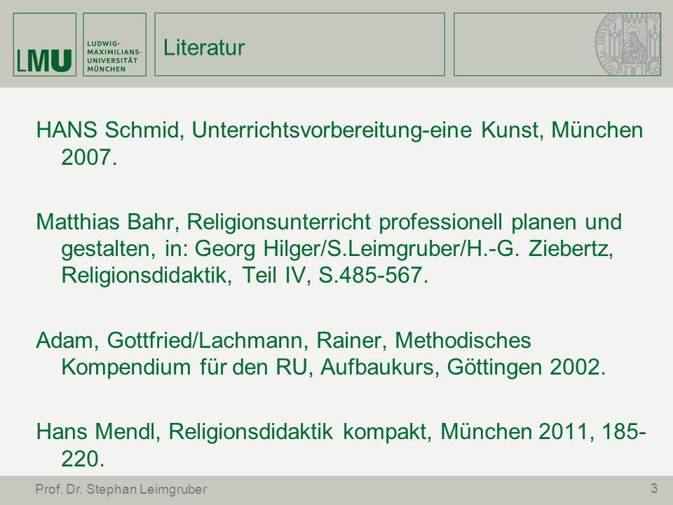 44 Prof.Dr. Stephan Leimgruber 13.8.