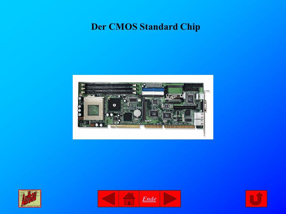 Ende Der CMOS Standard Chip