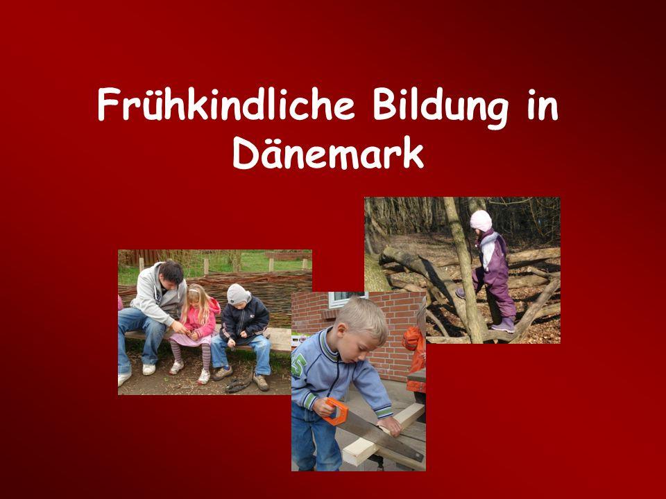 Frühkindliche Bildung in Dänemark