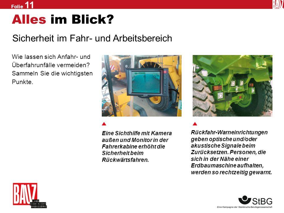 Folie 10 Cola geholt – Kollegen überfahren Tödlicher Radlader-Unfall 1.