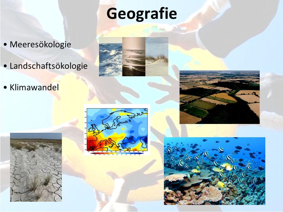 Biologie Ökofaktoren: Fotosynthese- und Temperaturexperimente Populationsökologie: Wechselbeziehungen von Lebewesen, z.B.