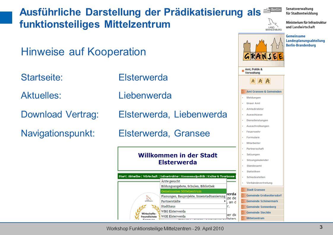 44 Workshop Funktionsteilige Mittelzentren - 29.