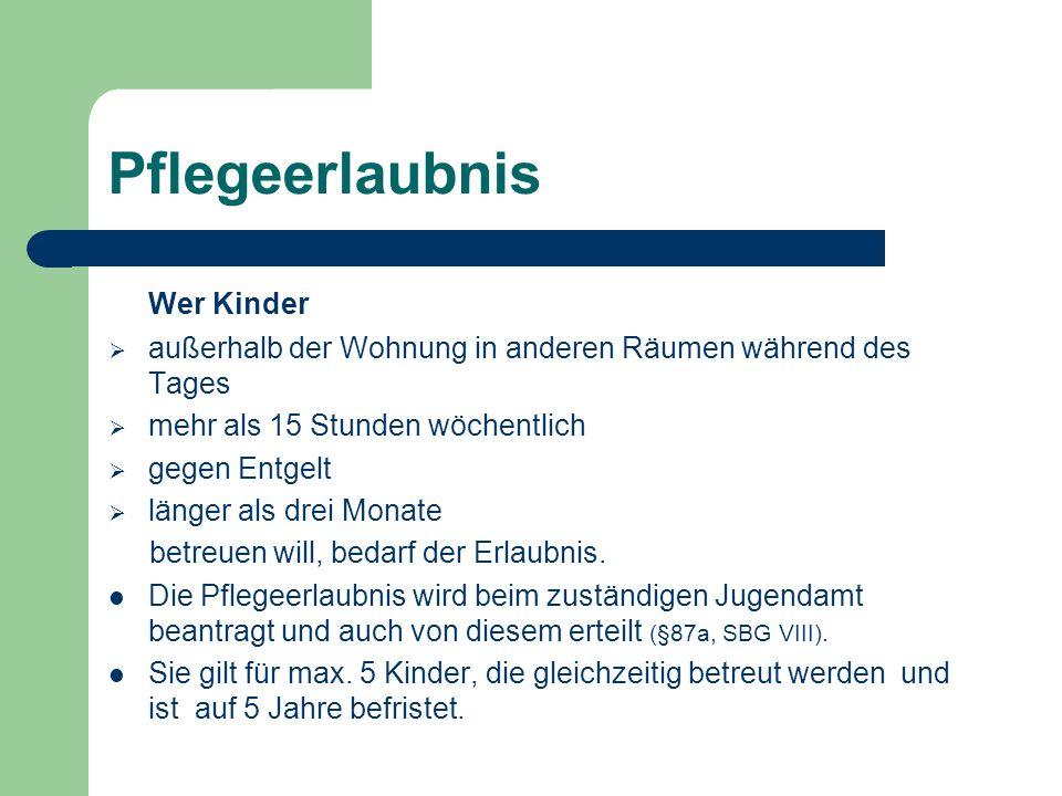 Qualifizierung zum/r Tagesvater/Tagesmutter nach den Vorgaben des DJI Die Ausbildung zur Tagespflegeperson (Qualifizierung) orientiert sich an den vorgegebenen Richtlinien des deutschen Jugendinstituts.
