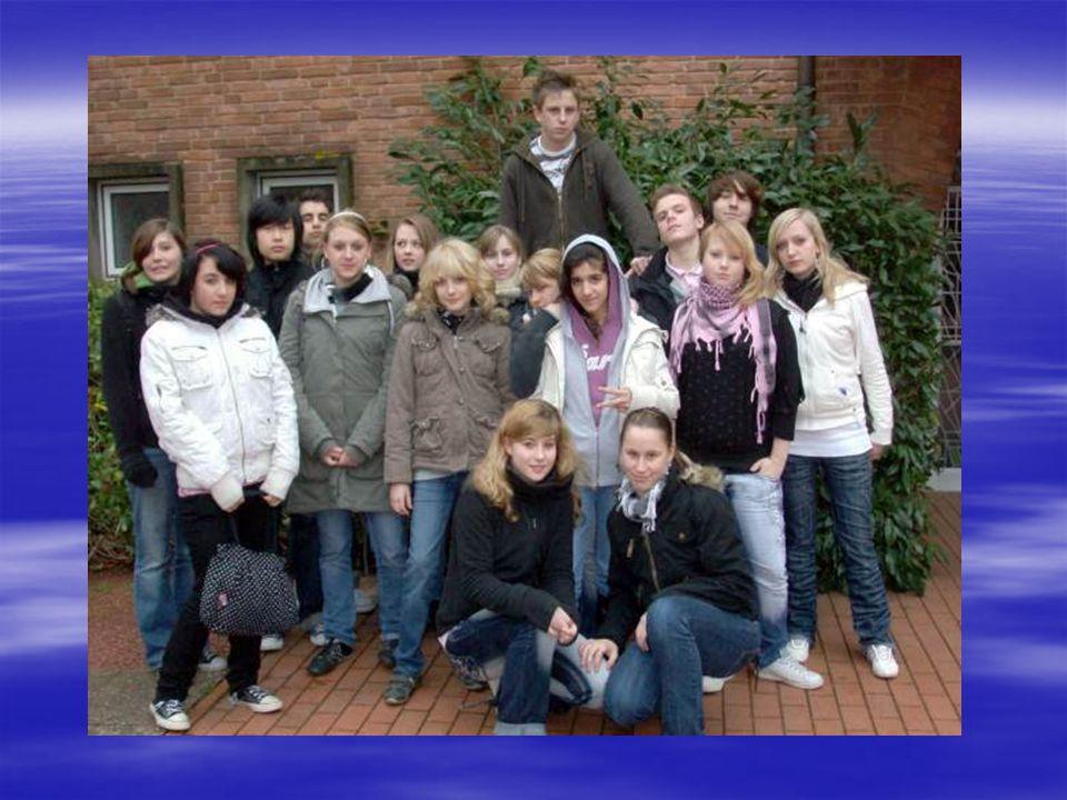 Website der Schule: Soziale Arbeit weit vorne...