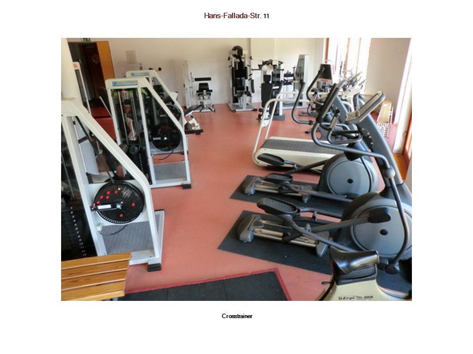 Hans-Fallada-Str. 11 Crosstrainer
