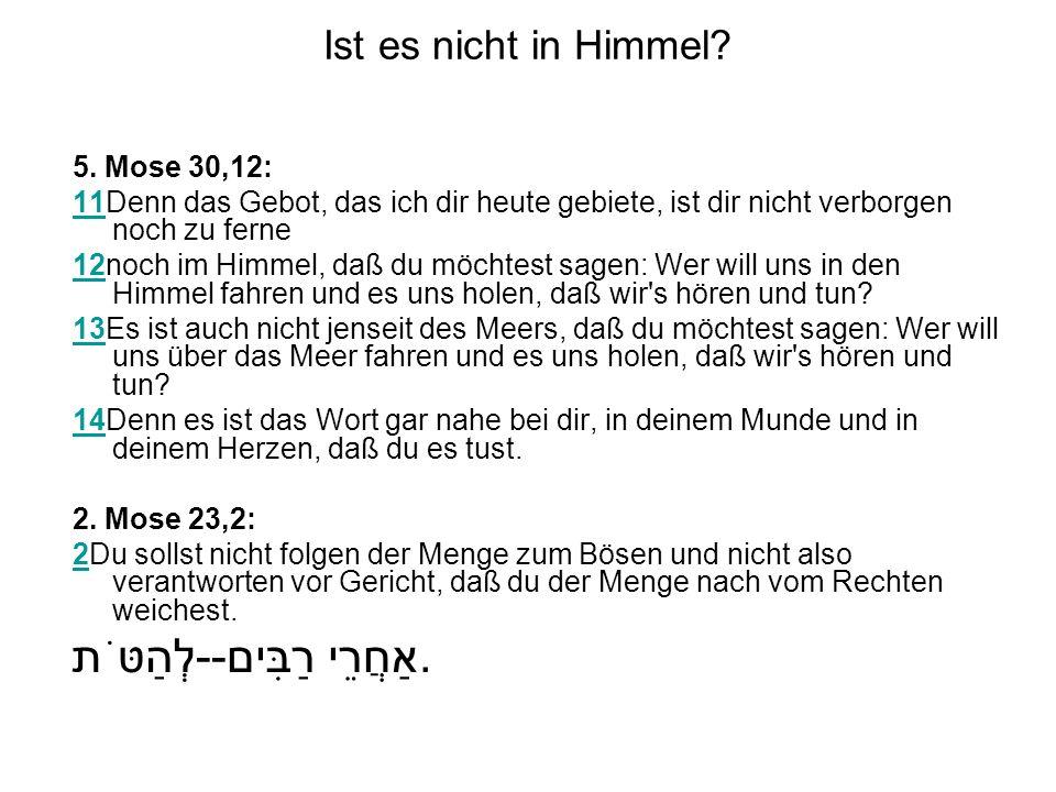 Homiletische Midrasch: Struktur Peticha (פתיחה) = Proömium –Üblichen Formel: Rabbi Plony patach...