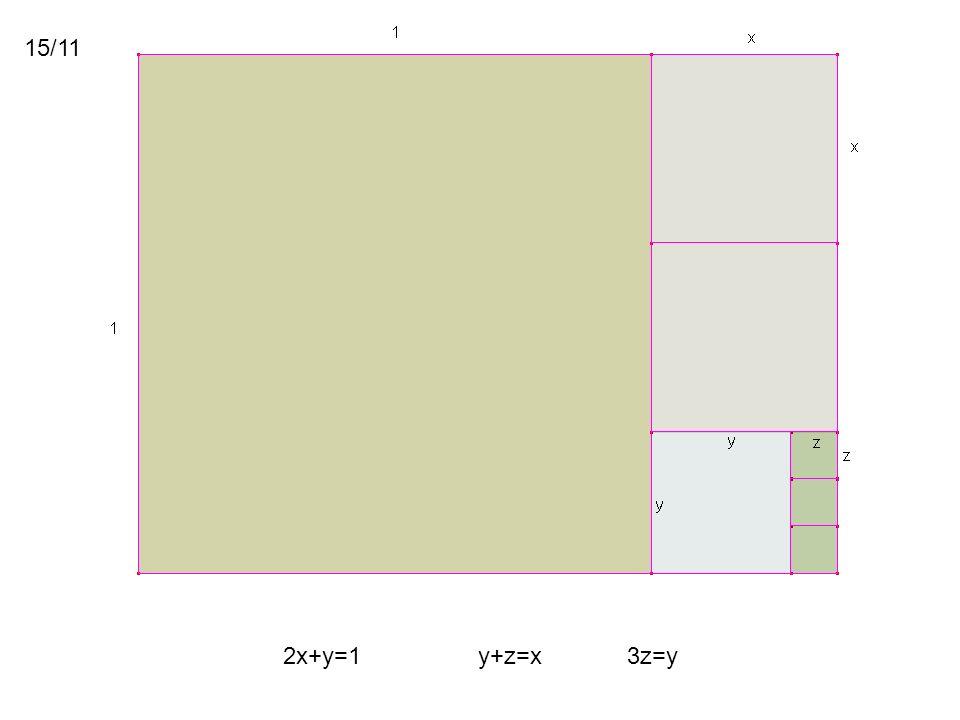 2x+y=1y+z=x3z=y 15/11