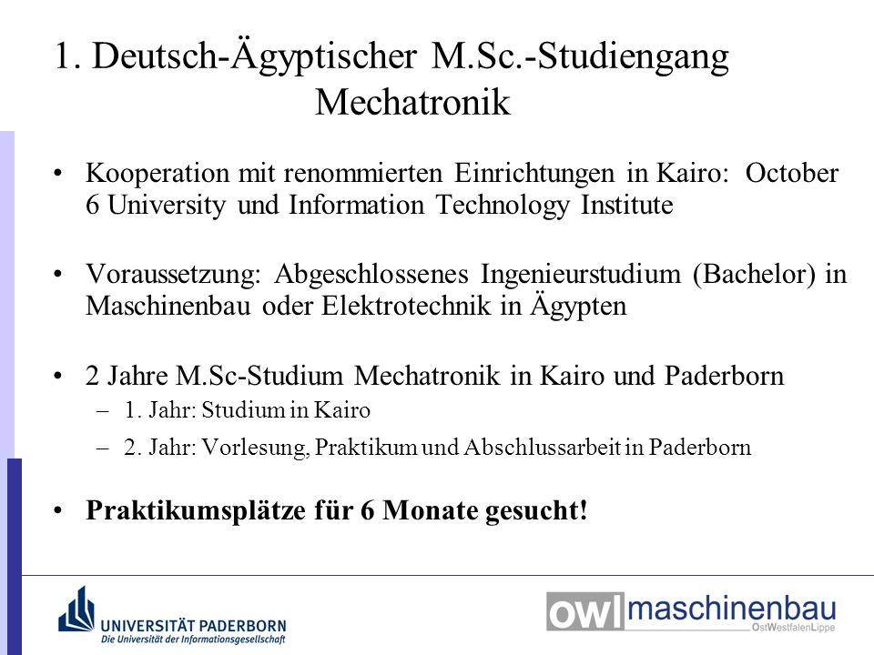 Vielen Dank für Ihre Aufmerksamkeit! www.uni-paderborn.de/gs