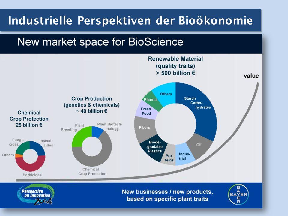 Industrielle Perspektiven der Bioökonomie