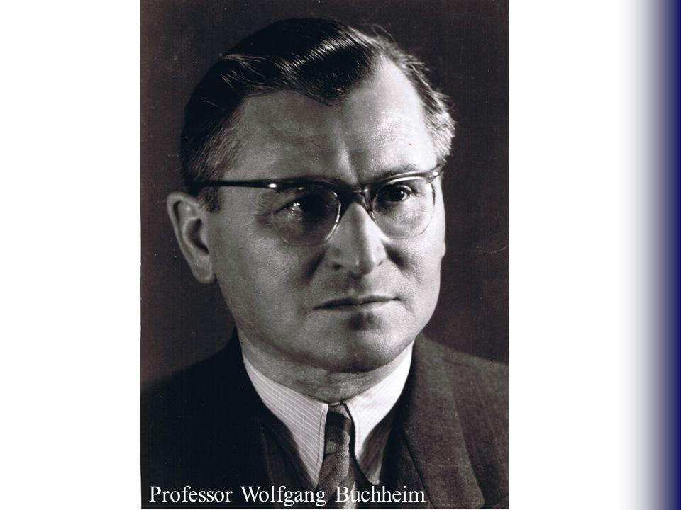18.10.1909 geboren in Leipzig als Sohn des Postdirektors Franz Buchheim und seiner Frau Elisabeth geb.