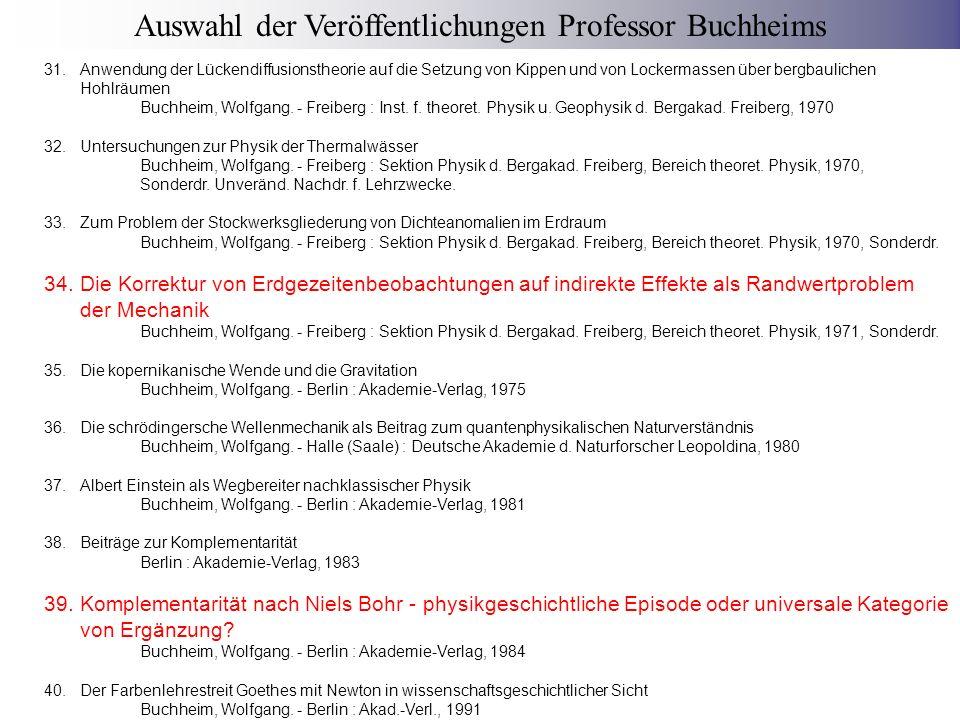 Walzer and Hendel, 2009 http://www.igw.uni-jena.de/geodyn/