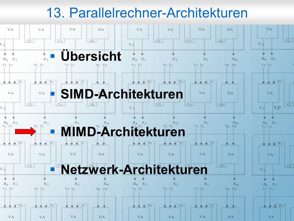 Rechneraufbau & Rechnerstrukturen, Folie 13.11 © W.