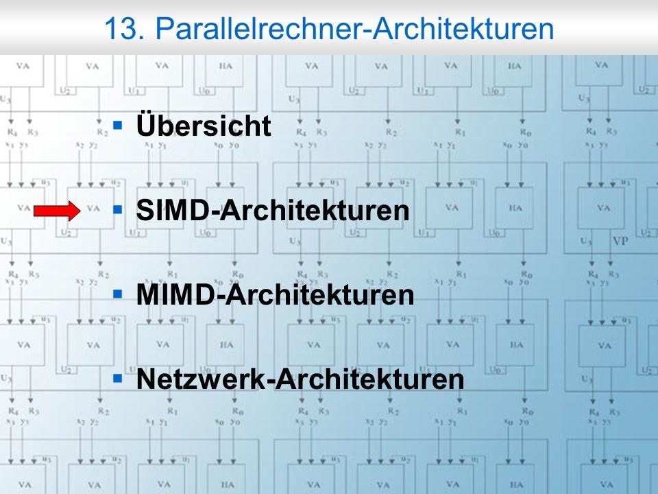 Rechneraufbau & Rechnerstrukturen, Folie 13.7 © W.