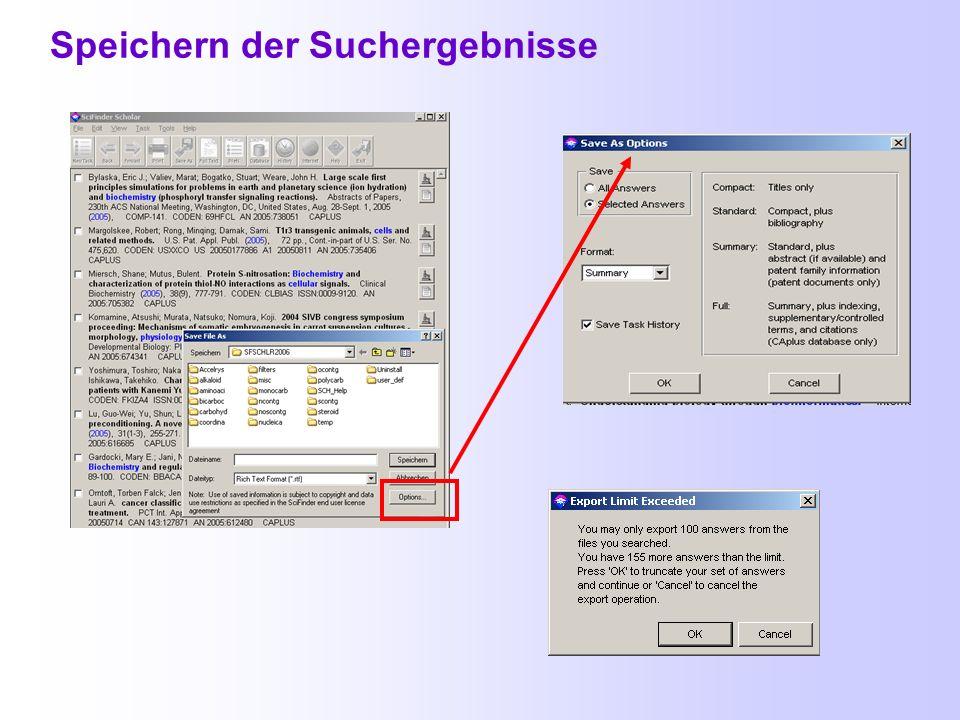 Volltext-Listen per E-Mail