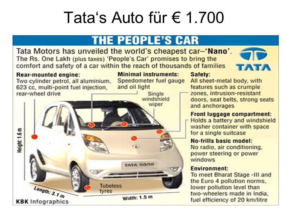 11 Tatas Auto für 1.700
