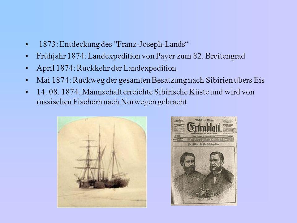 1873: Entdeckung des