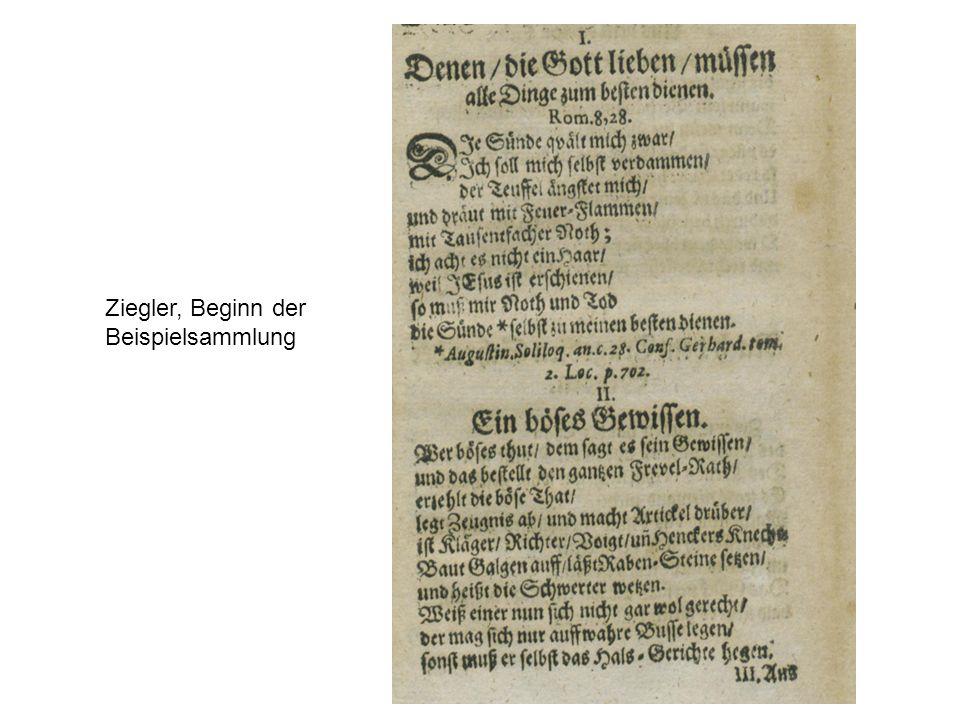 Georg Benda: Ich will dir danken, Herr Aufbau: Chor (mit instrumentalen Einlagen und Soli), Arie, Rez.