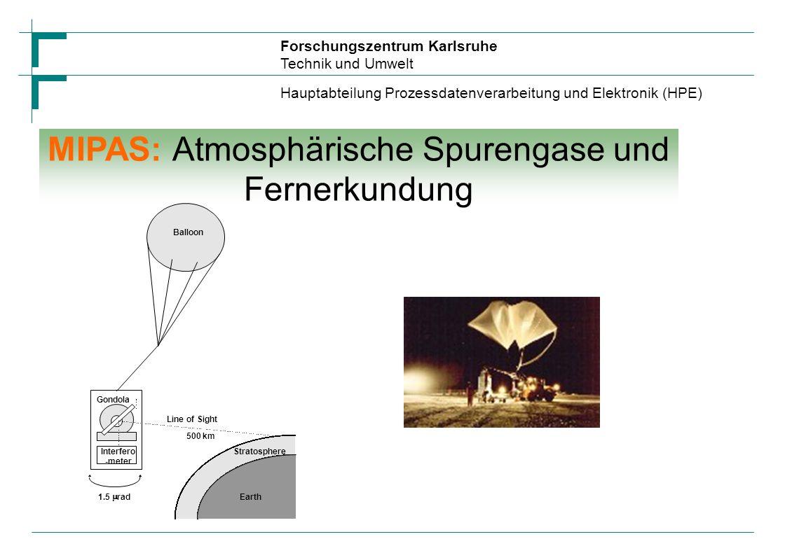 Forschungszentrum Karlsruhe Technik und Umwelt Hauptabteilung Prozessdatenverarbeitung und Elektronik (HPE) TOSKA: Test von supraleitenden Spulen