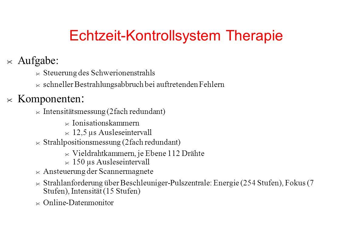 Echtzeit-Kontrollsystem Therapie