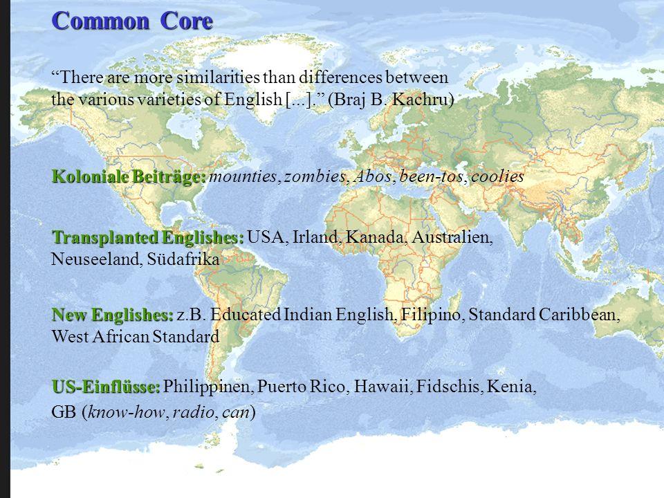 Gemeinsame Unterschiede Gemeinsame UnterschiedeMi laikim Tok Englis i kamap na nasenel tok ples bilong PNG.