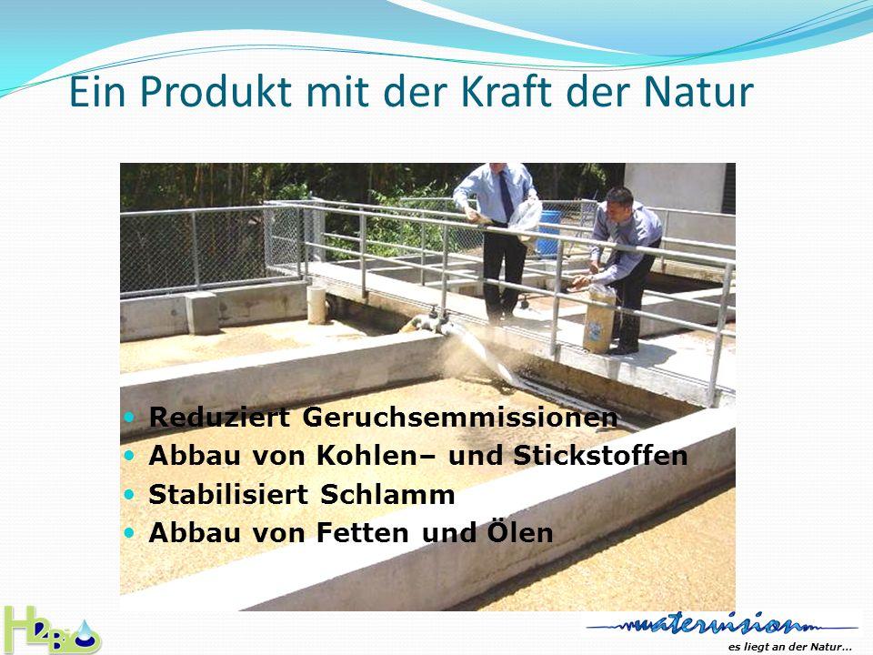 es liegt an der Natur… H 2 Bio bietet Lösungen für PrivatAbläufe (Duschen/WC) Urinale und Sickergruben Kleinkläranlagen, Botte Katzkloos usw.