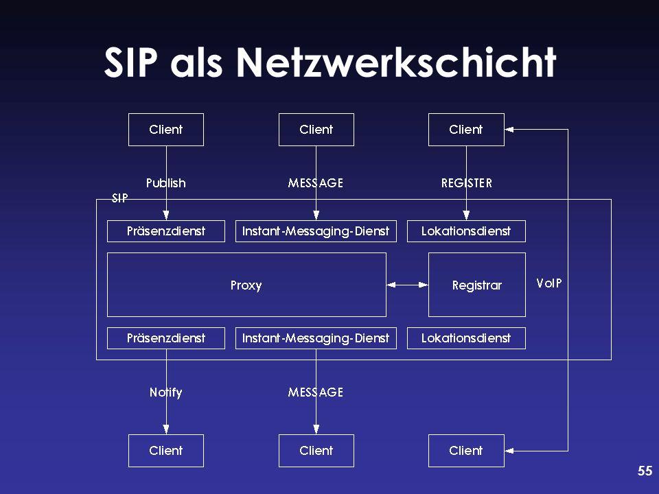 55 SIP als Netzwerkschicht
