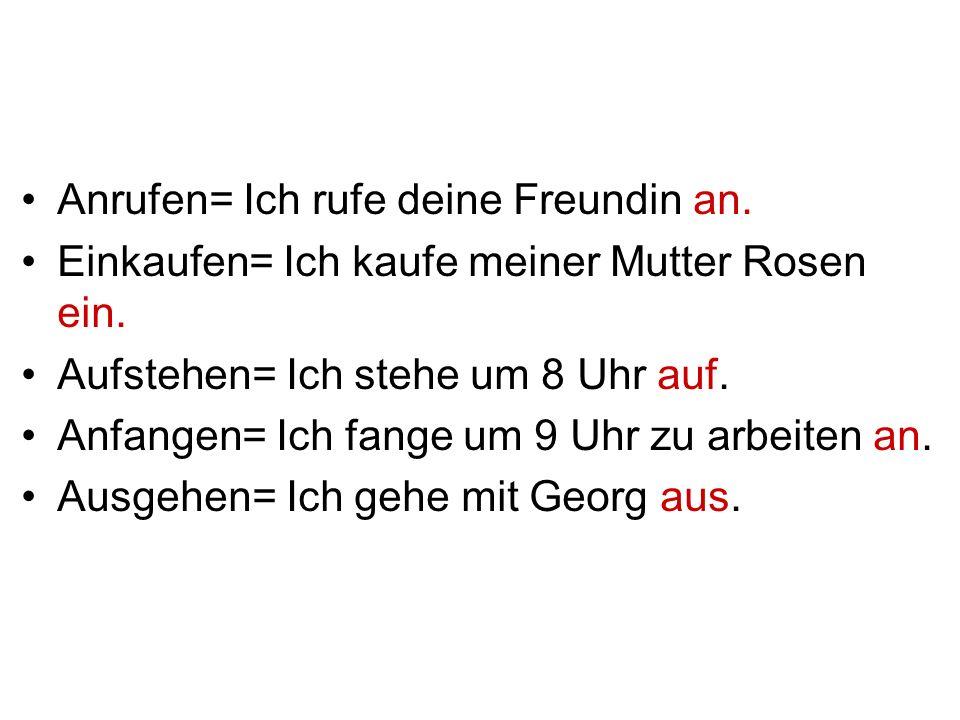Ausreden Kannst du mir Kaffee machen.Nein, ich muss Deutsch lesen.