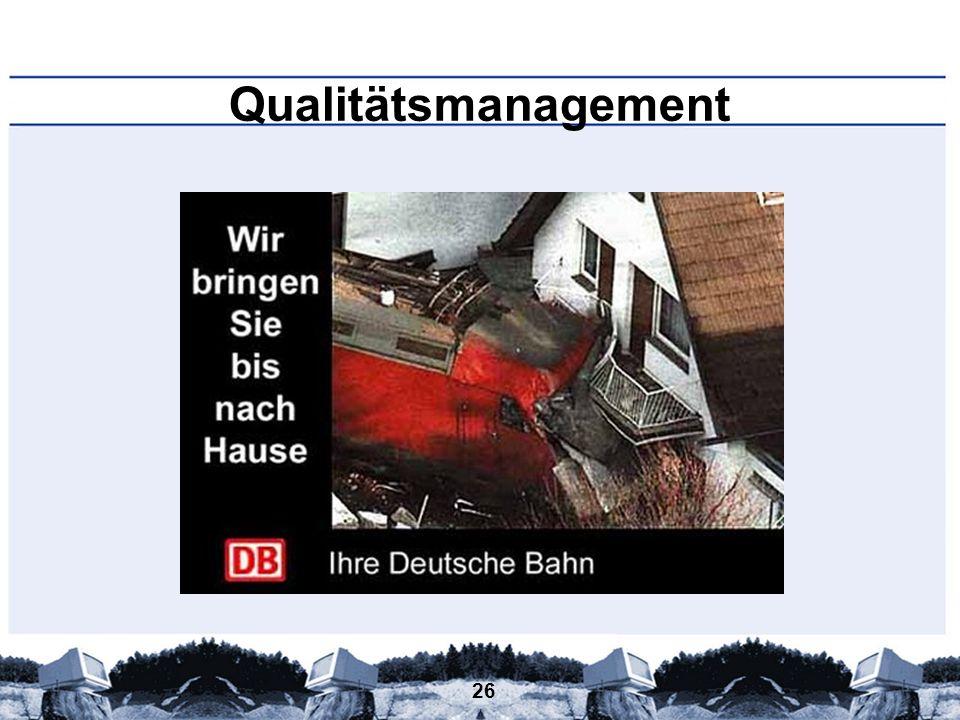 26 Qualitätsmanagement