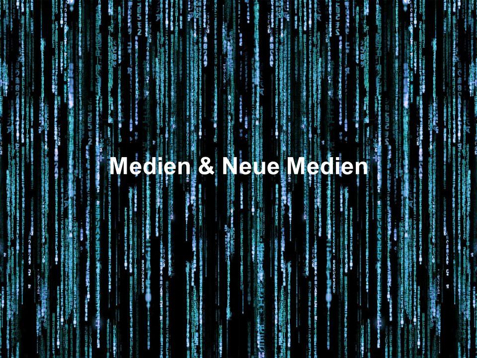 37 Medien & Neue Medien